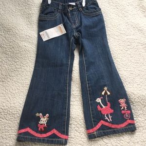 Gymboree star of the show 3T jeans
